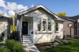 Photo 1: 127 Garfield Street in Winnipeg: Wolseley Residential for sale (5B)  : MLS®# 202121882
