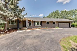 Photo 1: 72106 218 Avenue E: Rural Foothills County Detached for sale : MLS®# A1103127