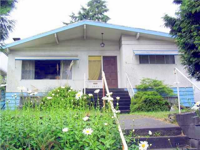 Main Photo: 3973 BOUNDARY Road in Vancouver: Renfrew Heights House for sale (Vancouver East)  : MLS®# V1033726