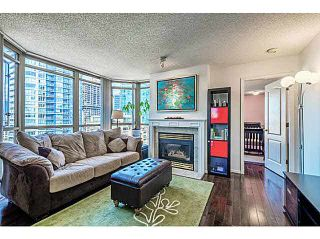 "Photo 1: 2106 867 HAMILTON Street in Vancouver: Downtown VW Condo for sale in ""JARDINE'S LOOKOUT"" (Vancouver West)  : MLS®# V1117977"