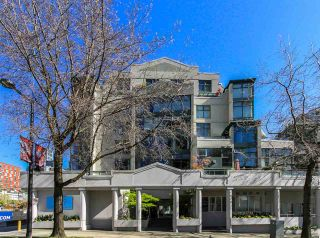 """Main Photo: A307 431 PACIFIC Street in Vancouver: Yaletown Condo for sale in """"PACIFIC POINT"""" (Vancouver West)  : MLS®# R2004200"""