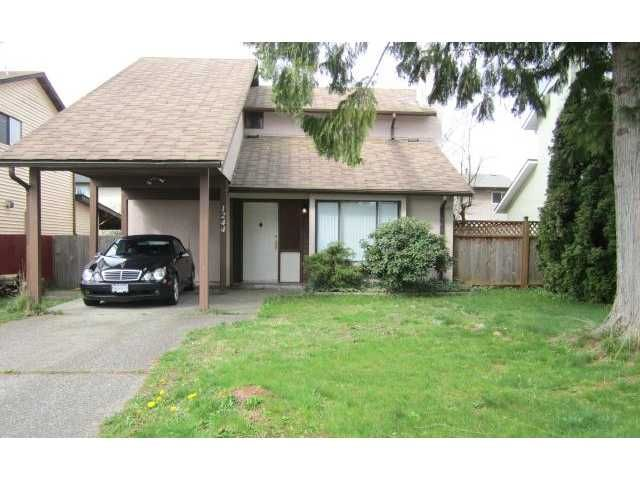 Main Photo: 1244 HORNBY Street in Coquitlam: New Horizons House for sale : MLS®# V943791