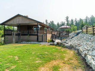 Photo 39: 3140 ROBBINS RANGE ROAD in Kamloops: Barnhartvale House for sale : MLS®# 163482