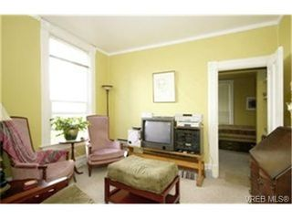 Photo 5: 1312 Stanley Ave in VICTORIA: Vi Downtown House for sale (Victoria)  : MLS®# 450346