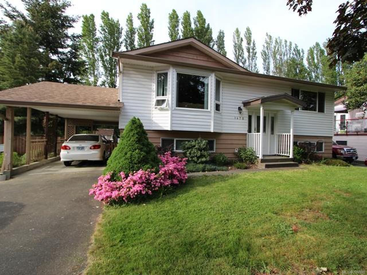 Main Photo: 1470 Dogwood Ave in COMOX: CV Comox (Town of) House for sale (Comox Valley)  : MLS®# 731808
