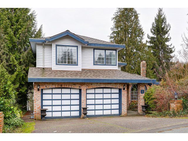 """Main Photo: 1 BUCKHORN Place in Port Moody: Heritage Mountain House for sale in """"HERITAGE MOUNTAIN"""" : MLS®# R2033350"""