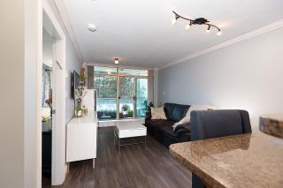 "Photo 2: 203 2763 CHANDLERY Place in Vancouver: South Marine Condo for sale in ""RIVER DANCE"" (Vancouver East)  : MLS®# R2526215"