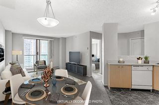 Main Photo: 1709 1111 6 Avenue SW in Calgary: Downtown West End Apartment for sale : MLS®# A1140927