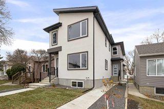 Photo 1: # 2 10917 68 Avenue in Edmonton: Zone 15 Duplex Front and Back for sale : MLS®# E4233427
