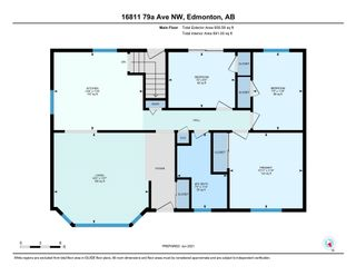 Photo 38: 16811 79A Avenue in Edmonton: Zone 22 House for sale : MLS®# E4249394