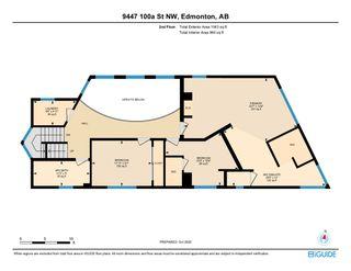 Photo 27: 9447 100A Street in Edmonton: Zone 12 House for sale : MLS®# E4218514