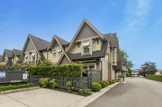"Photo 21: 16 19095 MITCHELL Road in Pitt Meadows: Central Meadows Townhouse for sale in ""Brogden Brown"" : MLS®# R2470494"