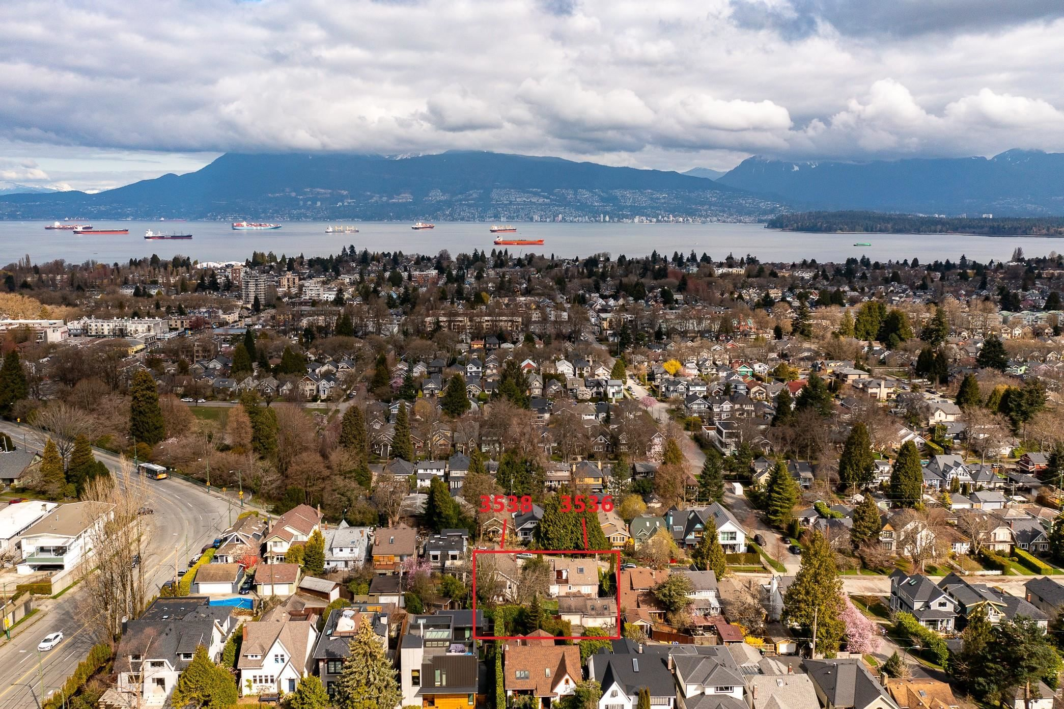 Main Photo: 3536 W 14TH Avenue in Vancouver: Kitsilano House for sale (Vancouver West)  : MLS®# R2616564