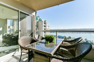 Photo 26: 1501 1065 QUAYSIDE DRIVE in New Westminster: Quay Condo for sale : MLS®# R2518489