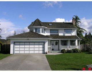 "Photo 1: 6026 187A Street in Surrey: Cloverdale BC House for sale in ""EAGLECREST"" (Cloverdale)  : MLS®# F2809565"