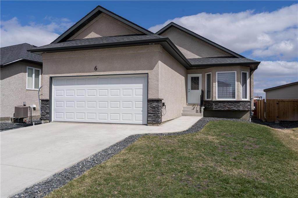 Main Photo: 6 Vander Graaf Place in Winnipeg: Harbour View South Residential for sale (3J)  : MLS®# 202110482