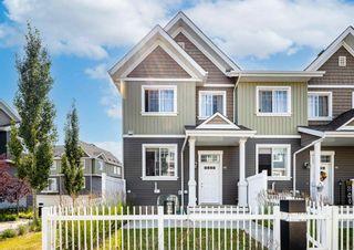Main Photo: 96 4050 SAVARYN Drive in Edmonton: Zone 53 Townhouse for sale : MLS®# E4256681