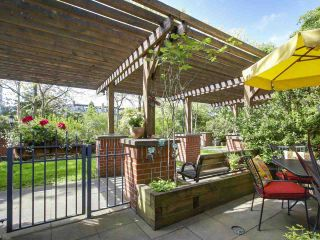 """Photo 13: 112 2628 YEW Street in Vancouver: Kitsilano Condo for sale in """"Connaught Place"""" (Vancouver West)  : MLS®# R2171360"""