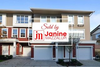 """Photo 1: 120 19505 68A Avenue in Surrey: Clayton Townhouse for sale in """"CLAYTON RISE"""" (Cloverdale)  : MLS®# R2014295"""