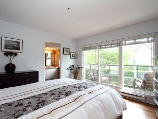 """Photo 17: 203 833 W 16TH Avenue in Vancouver: Fairview VW Condo for sale in """"THE EMERALD"""" (Vancouver West)  : MLS®# V906955"""