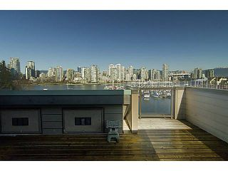 """Photo 2: 782 MILLBANK Road in Vancouver: False Creek Townhouse for sale in """"CREEK VILLAGE"""" (Vancouver West)  : MLS®# V1071873"""