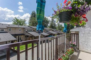 Photo 19: 19 32705 FRASER Crescent in Mission: Mission BC Townhouse for sale : MLS®# R2176268