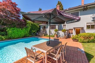 Photo 34: 5910 MACDONALD STREET in Vancouver: Kerrisdale House for sale (Vancouver West)  : MLS®# R2471359