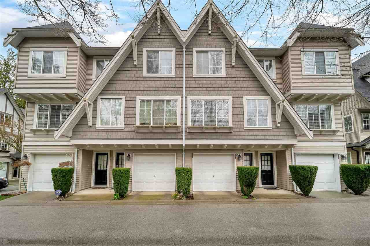 """Main Photo: 43 12778 66 Avenue in Surrey: West Newton Townhouse for sale in """"Hathaway Village"""" : MLS®# R2591446"""