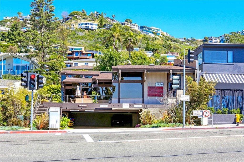 Main Photo: 2880 S Coast Hwy in Laguna Beach: Commercial Sale for sale (SL - South Laguna)  : MLS®# OC20060773