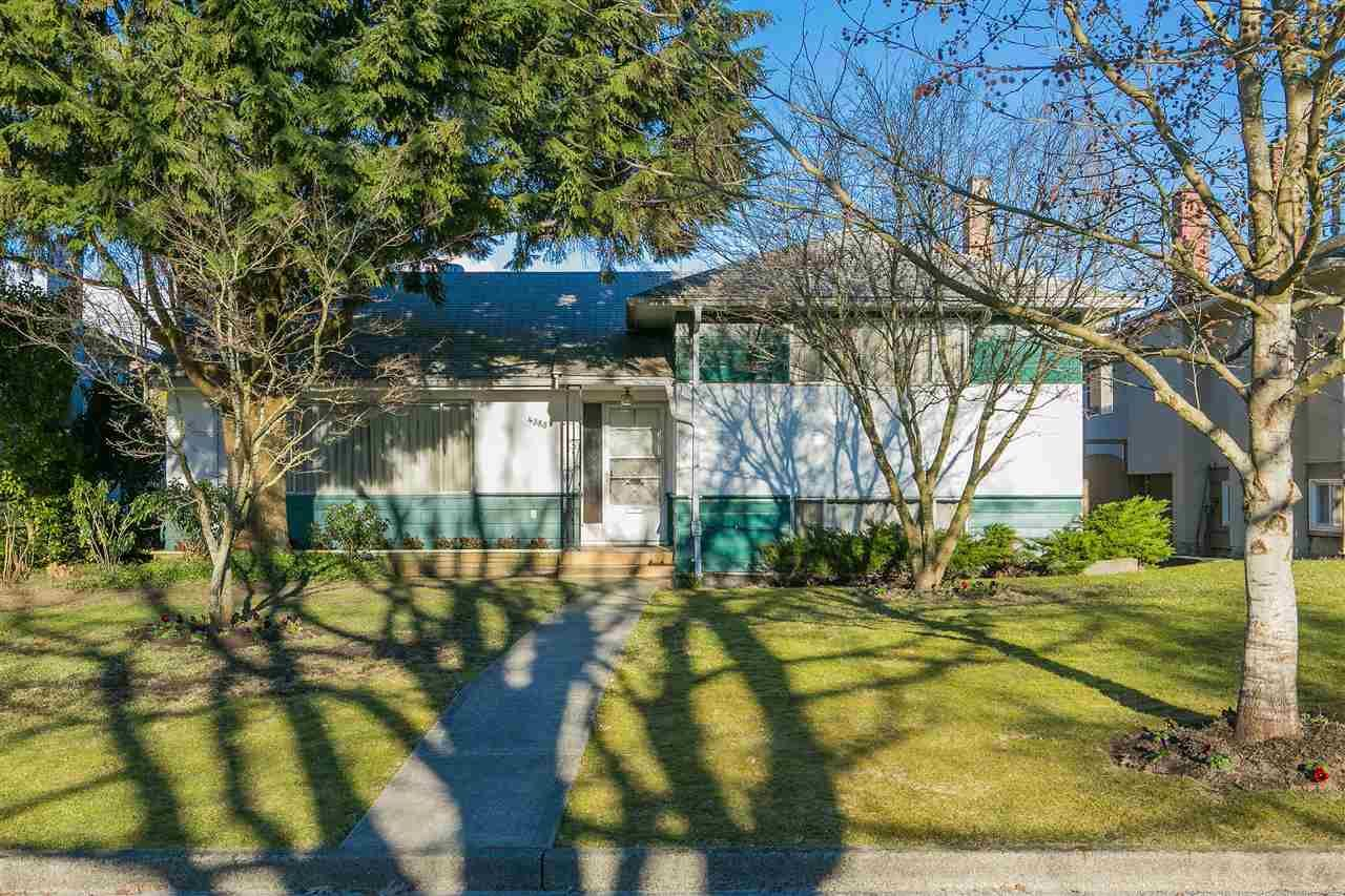 Main Photo: 4388 TOWNLEY Street in Vancouver: Quilchena House for sale (Vancouver West)  : MLS®# R2142222