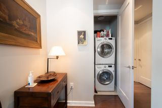 """Photo 6: 410 181 W 1ST Avenue in Vancouver: False Creek Condo for sale in """"The Brook"""" (Vancouver West)  : MLS®# R2614809"""