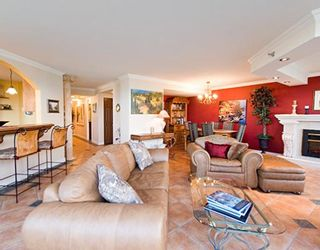 """Photo 3: 808 2201 PINE Street in Vancouver: Fairview VW Condo for sale in """"MERIDIAN COVE"""" (Vancouver West)  : MLS®# V645926"""