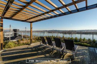 "Photo 61: 1008 668 COLUMBIA Street in New Westminster: Quay Condo for sale in ""Trapp & Holbrook"" : MLS®# R2226399"