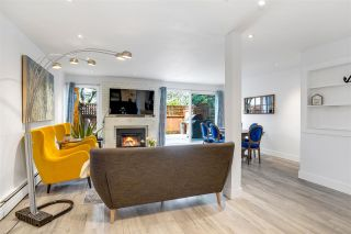 """Photo 2: 102 555 W 28TH Street in North Vancouver: Upper Lonsdale Townhouse for sale in """"Cedarbrooke Village"""" : MLS®# R2548875"""