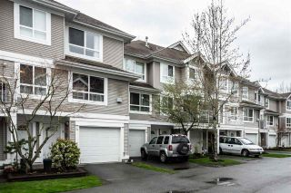 "Photo 1: 31 20890 57 Avenue in Langley: Langley City Townhouse for sale in ""ASPEN GABLES"" : MLS®# R2382841"