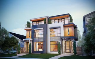 Photo 2: 416 7A Street NE in Calgary: Bridgeland/Riverside Semi Detached for sale : MLS®# A1056294