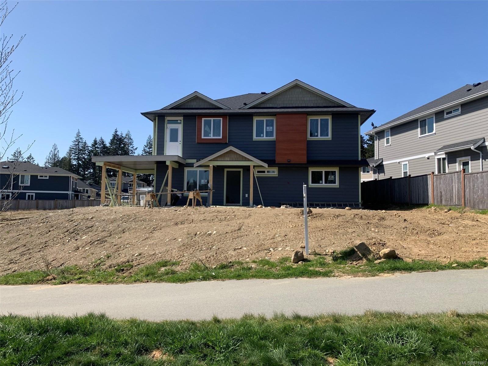 Main Photo: 3790 Marjorie Way in : Na North Jingle Pot House for sale (Nanaimo)  : MLS®# 871831