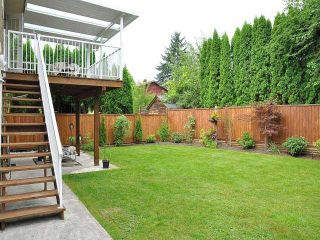 Photo 10: 1537 SUFFOLK Avenue in Port Coquitlam: Glenwood PQ House for sale : MLS®# V963079
