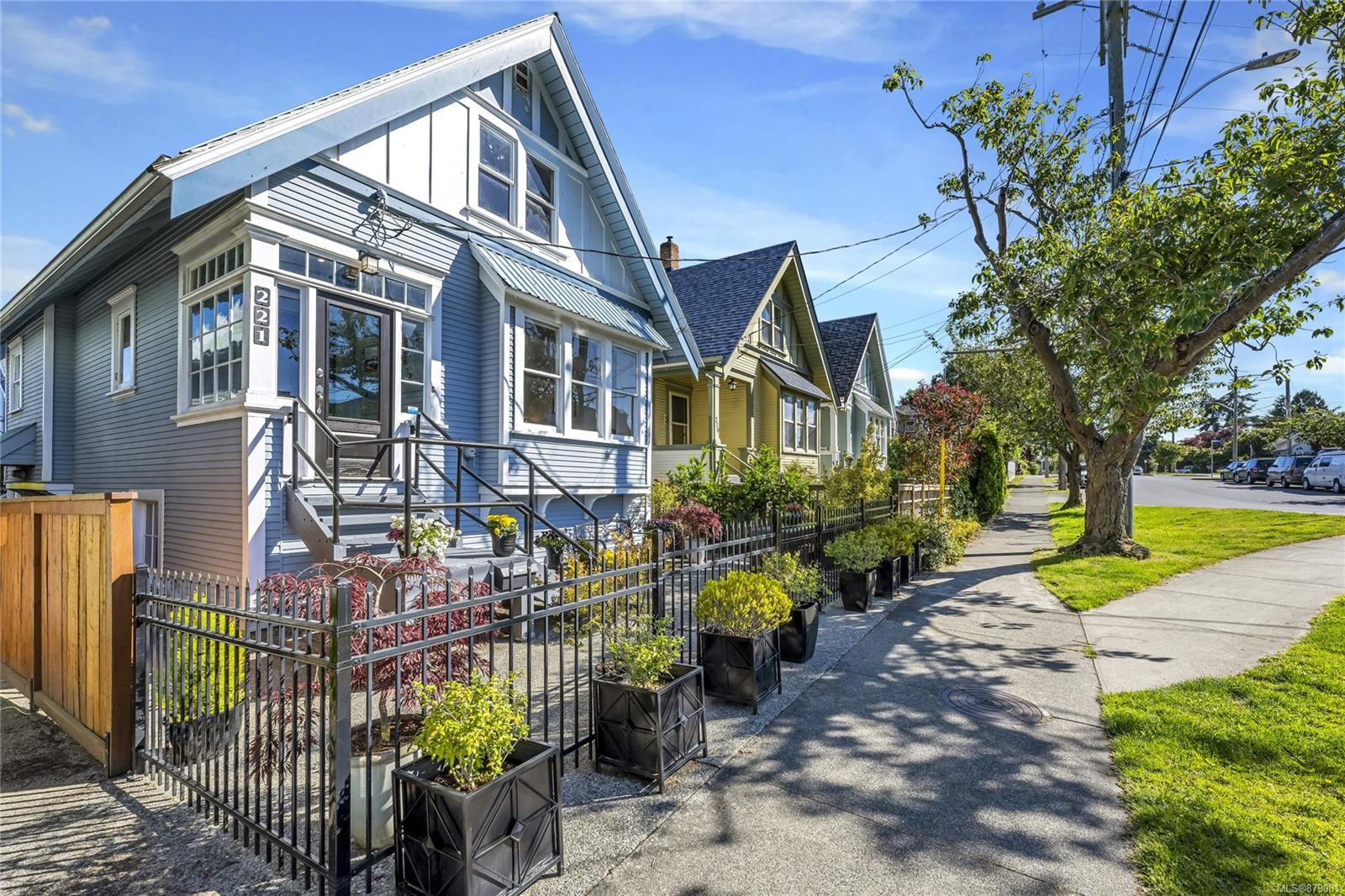 Main Photo: 221 St. Lawrence St in : Vi James Bay House for sale (Victoria)  : MLS®# 879081