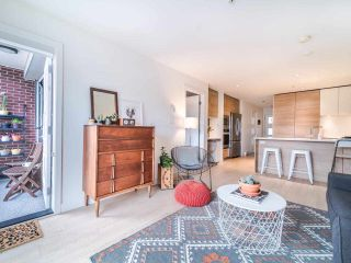 "Photo 4: 311 3456 COMMERCIAL Street in Vancouver: Victoria VE Condo for sale in ""Mercer"" (Vancouver East)  : MLS®# R2558325"