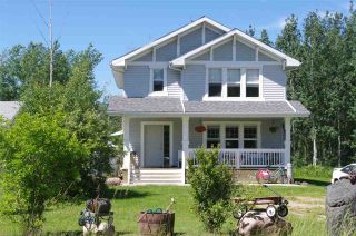Photo 1: 2-231053 TWP RD 623.8 (Lot 55A): Rural Athabasca County House for sale : MLS®# E4248549