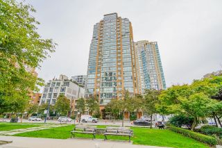 Main Photo: 1105 1188 RICHARDS Street in Vancouver: Yaletown Condo for sale (Vancouver West)  : MLS®# R2619671