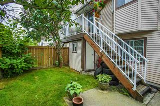 """Photo 6: 28 2352 PITT RIVER Road in Port Coquitlam: Mary Hill Townhouse for sale in """"SHAUGHNESSY ESTATES"""" : MLS®# R2098696"""