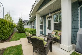 """Photo 17: 2 22057 49 Avenue in Langley: Murrayville Townhouse for sale in """"Heritage"""" : MLS®# R2452643"""