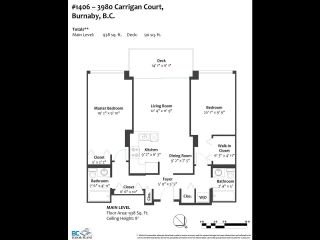 Photo 21: 1406 3980 CARRIGAN Court in Burnaby: Government Road Condo for sale (Burnaby North)  : MLS®# R2571360