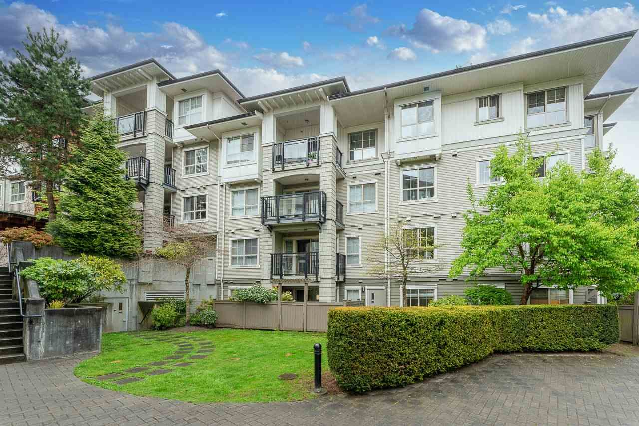 """Main Photo: 107 2966 SILVER SPRINGS Boulevard in Coquitlam: Westwood Plateau Condo for sale in """"Tamarisk"""" : MLS®# R2571485"""