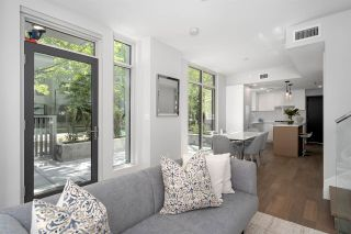 Photo 2: 2009 W 11TH AVENUE in Vancouver: Kitsilano Townhouse for sale (Vancouver West)  : MLS®# R2419955