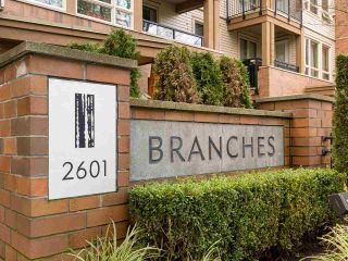 "Photo 1: 307 2601 WHITELEY Court in North Vancouver: Lynn Valley Condo for sale in ""BRANCHES"" : MLS®# R2542449"