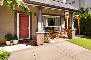 """Photo 3: 6 2115 SPRING Street in Port Moody: Port Moody Centre Townhouse for sale in """"Creekside"""" : MLS®# R2596758"""