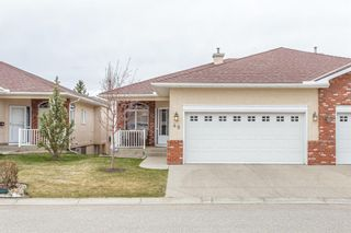 Main Photo: 49 99 Christie Point SW in Calgary: Christie Park Semi Detached for sale : MLS®# A1102728